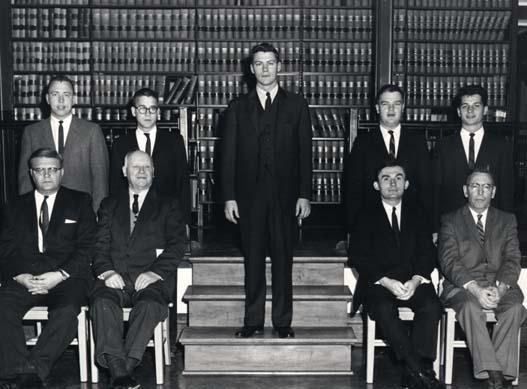 1960 to 1961 North Dakota Law School