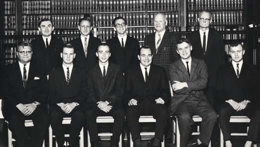 1960 to 1961 North Dakota Law Review Board